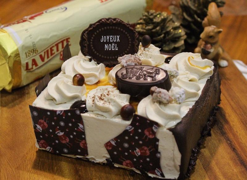 2019年クリスマスケーキにバタークリームのオペラはいかがでしょうか