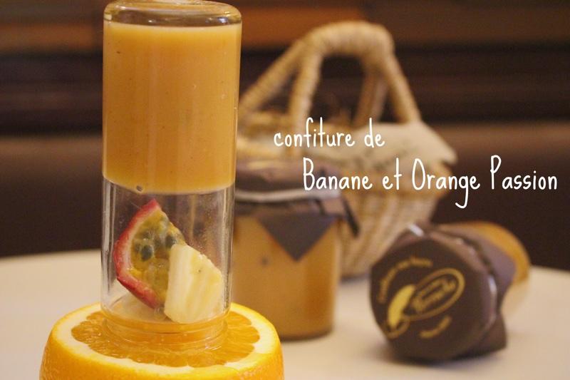 バナナオレンジパッション