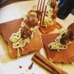 レグリスとエピス。フランスで定番のスパイスを巧みに使いこなして仕上げるプティガトー