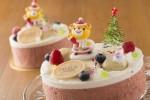 クリスマスケーキ限定、プレミアムレアチーズ