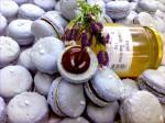 チェリーとラベンダー、季節を彩る果実と花。ペルシュの季節のお菓子新作