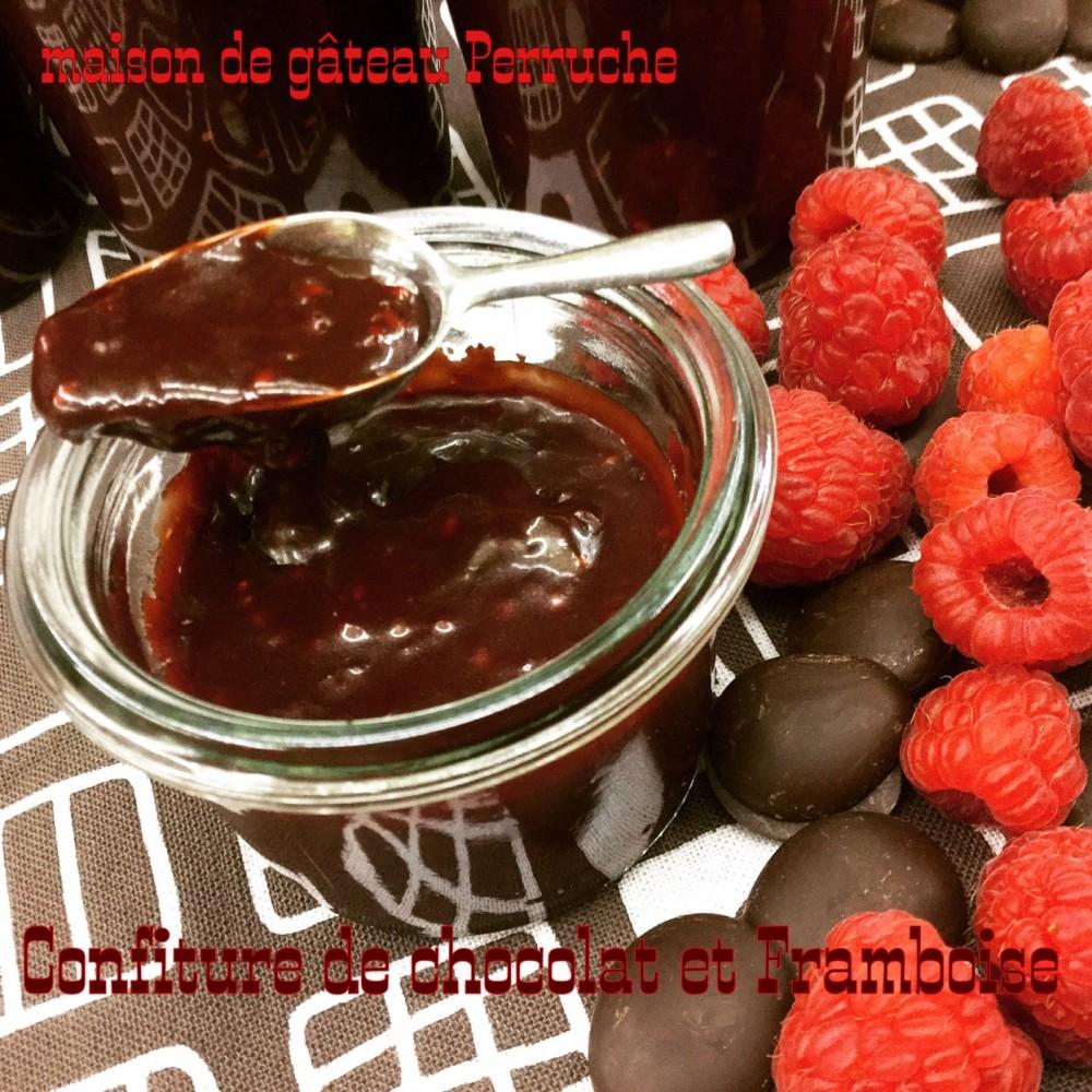 チョコレート&ラズベリー