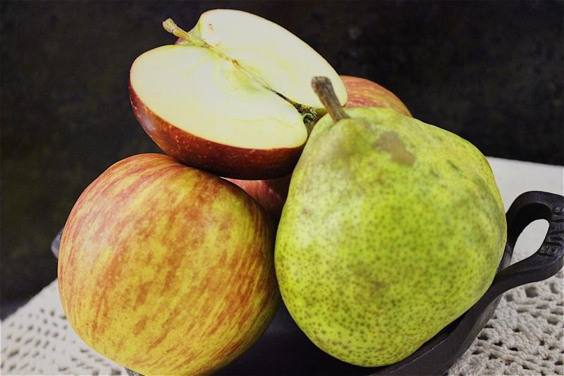 タルトタタンの製法とりんごの見極め方。秋の季節のショートケーキ。