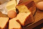 ケーキ用の小麦粉選びをバターカステラの製法から学ぶ。