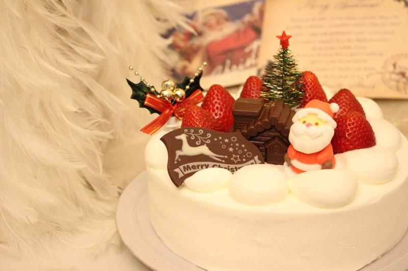 2018年度 ペルシュのクリスマスケーキ一覧