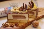 メープルシュガーの甘みと相性の良い組み合わせのシフォンケーキとスイーツ