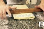 お菓子づくり動画、折りパイ生地の作り方が完成しました