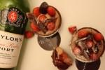 いちごとショコラのテロワールを結ぶ、ポートワインのマリアージュ