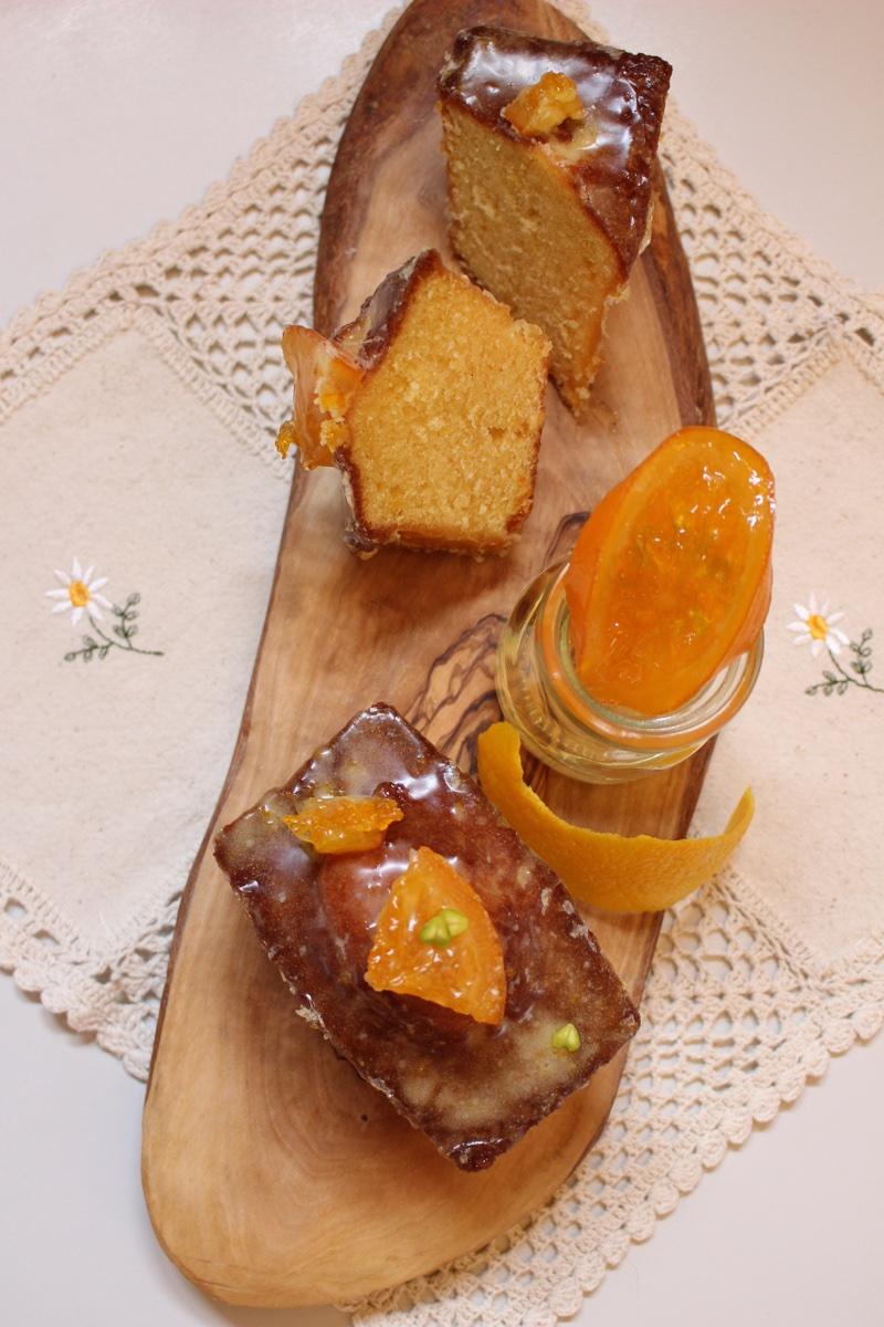 cake l'orange d'or