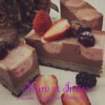 人気のケーキの組み合わせはベリーとチョコレートで決まり!