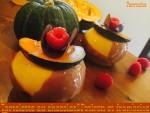 かぼちゃとチョコレートのタルト。西郷和栗のパウンドケーキ焼き上がりました