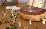 新年のお祝い菓子ガレットデロワの紹介と、年末年始の営業案内
