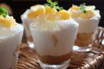 福井県で食べられる季節限定サヴァランは白ワインと白桃の夏仕様