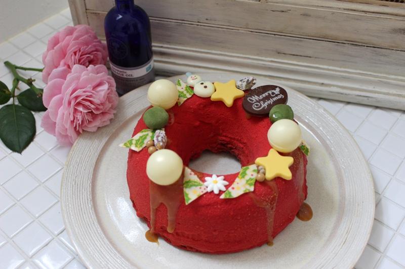 2021年ペルシュ新作クリスマスケーキ、ホーリーナイトの紹介です