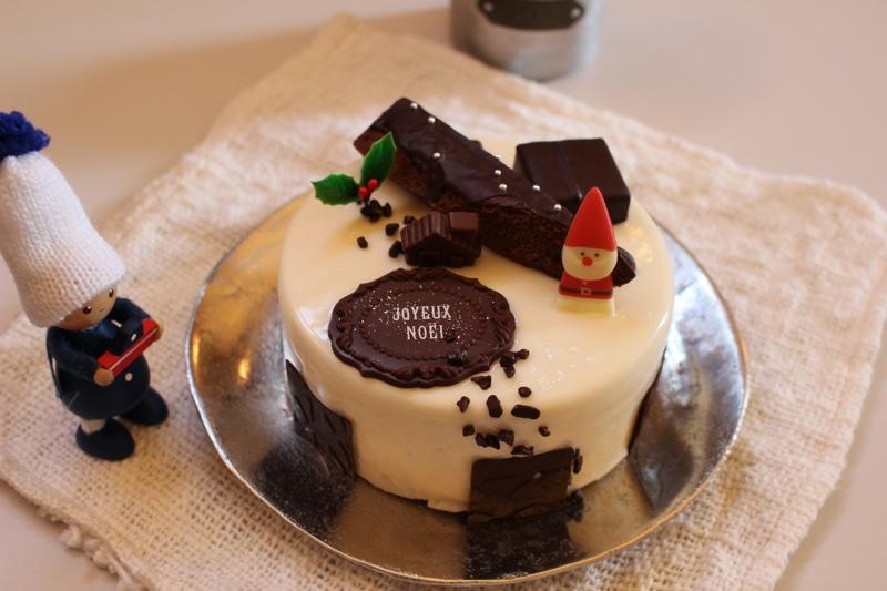 2021年ペルシュのクリスマスケーキモカフレーバー、福井西武限定版の紹介です。