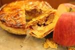 旬のシナノスイートから紅玉、ふじりんごまで。ペルシュのこだわりアップルパイを紹介します