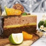 アロマオイル王道のマンダリンとベルガモットをチョコレートと組み合わせる