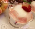 王道の桃のスイーツはフランスの伝統菓子から、名シェフからの継承です