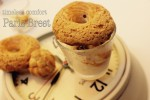 パリブレストの新しい食べ方と提供の仕方をキャトルヌーベルラボにて実践しました