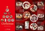 クリスマスケーキ2014 カタログ配布中!